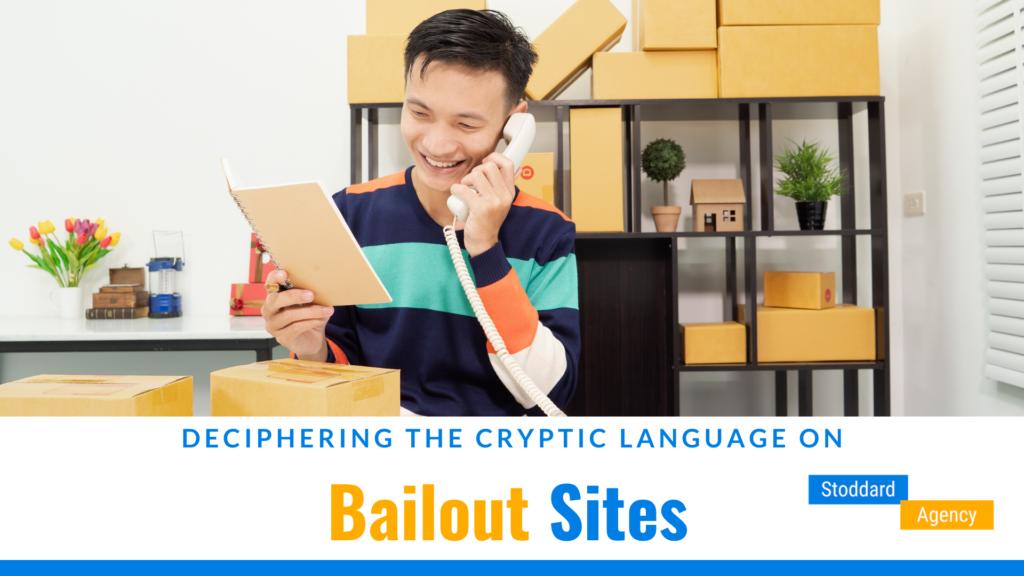 Bailout Sites